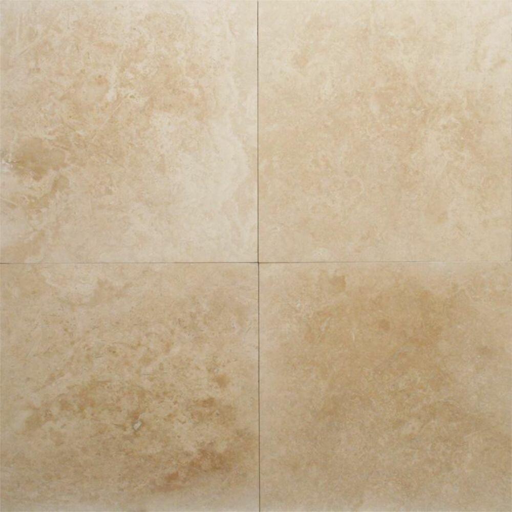 Tile Mosaic Depot 12 X 24 Travertine Marble Look Wall Floor Tile Wayfair