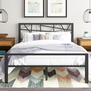 Smyth Platform Bed by Brayden Studio