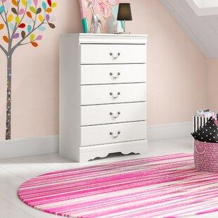 Look for Kurt 5 Drawer Dresser ByHarriet Bee