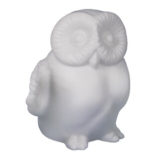 Streamline Woodland Twilight Owl Night Light