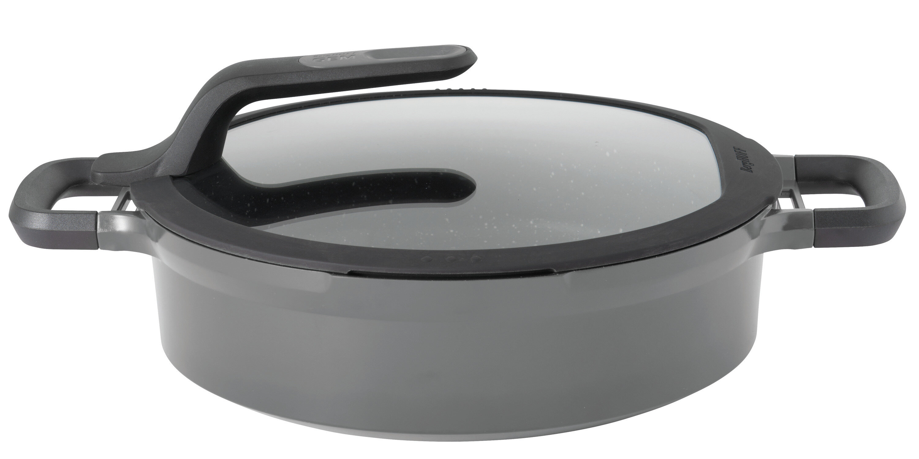 Berghoff International Gem Saute Pan With Lid Wayfair