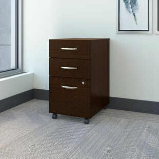 Bush Business Furniture Series C Elite 3-Drawer Vertical Filing Cabinet