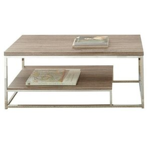Coffee Table with Magazine Rack by LYKE Home