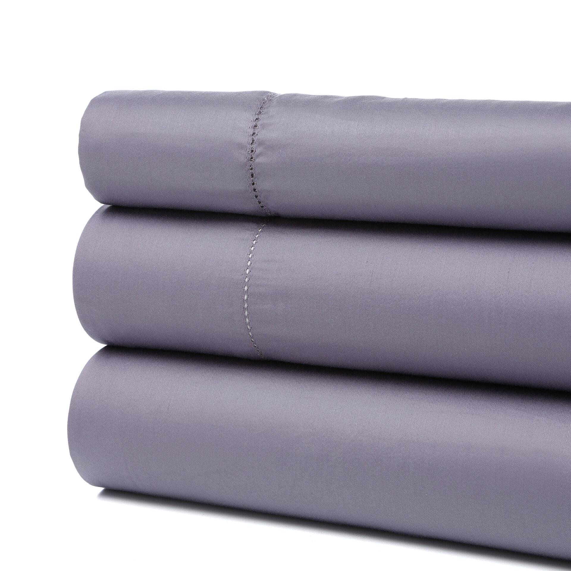 Castorena Dearmond 400 Thread Count 100 Cotton Sheet Set Reviews Joss Main