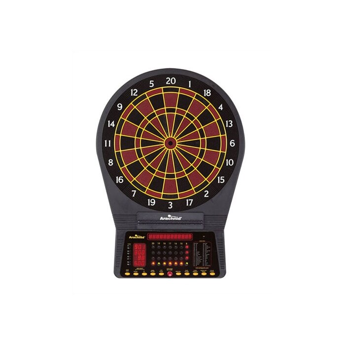 Arachnid Cricket Pro Electronic Dart Board 750 Reviews Wayfair Ca