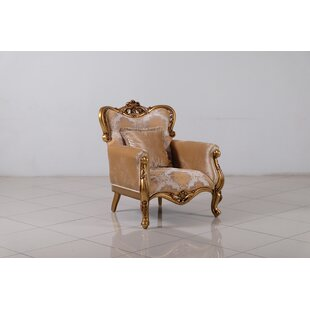 Pisano Armchair by Astoria Gra..