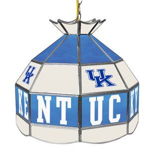 University of Kentucky 1-Light Pool Table Lights Pendant by Trademark Global