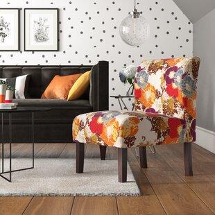 Winston Porter Crescentia Slipper Chair