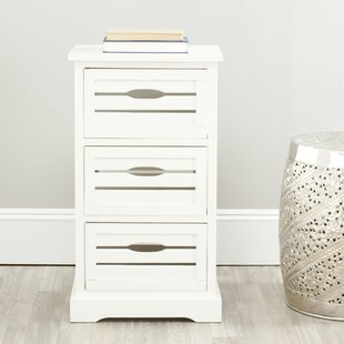Trevor 3 Drawer Chest By House Of Hampton