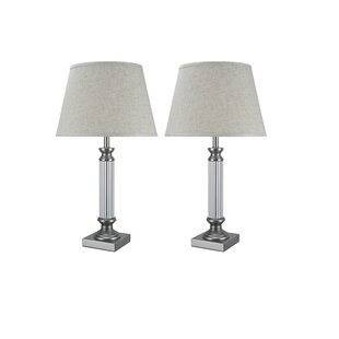 Aspen Creative Corporation 23.5'' Table Lamp (Set of 2)