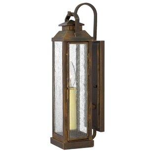 Revere Outdoor Wall Lantern by Hinkley Li..