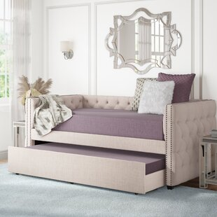 Top Reviews Ghislain Twin Daybed by House of Hampton Reviews (2019) & Buyer's Guide