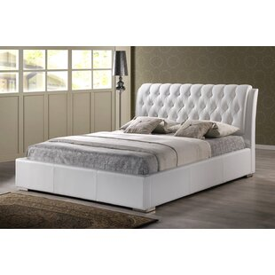 Leyland Upholstered Platform Bed