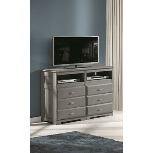 Top Reviews Caiden 6 Drawer Double Dresser ByAlcott Hill