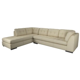 Ohio Leather Sectional