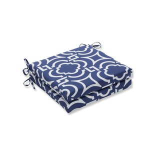 Indoor/Outdoor Dining Chair Seat Cushion (Set Of 2)