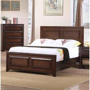 Serrano Panel Bed