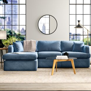Vallejo Sectional by Brayden Studio
