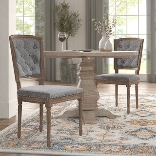 Alberta Side Chair (Set of 2) by One Allium Way SKU:AC882255 Order