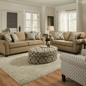 Darby Home Co Milligan Configurable Living Room Set