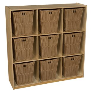 Buying 9 Compartment Cubby with Bins ByWood Designs