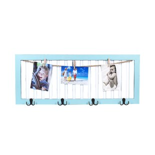 Enders Wall Mounted Coat Rack By Beachcrest Home