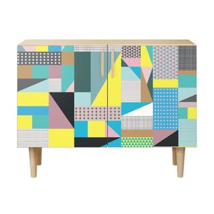 Mahoney 2 Door Cabinet by Brayden Studio