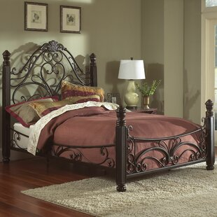 Largo Diana Panel Bed