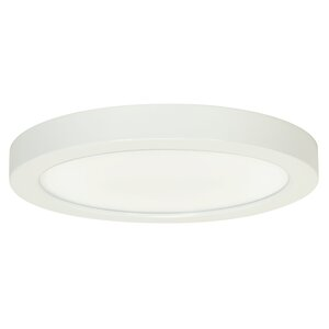 Priscilla 1-Light 2700K Flush Mount