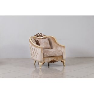 Pilsen Armchair by Astoria Grand