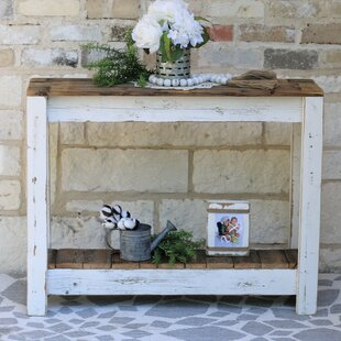 Itzayana Console Table By Highland Dunes