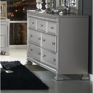 Lybarger 7 Drawer Dresser