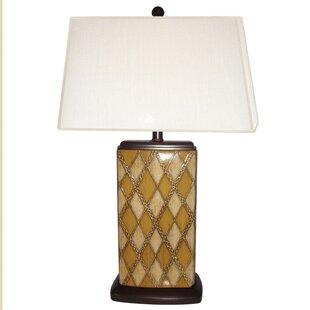 Diamond Chest 28 Table Lamp