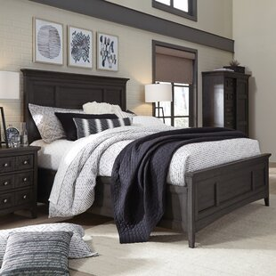 Alcott Hill Honn Panel Bed