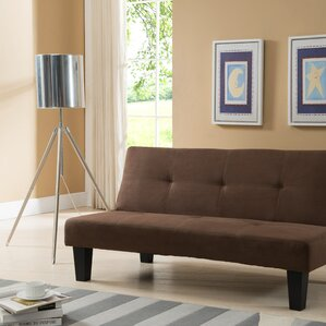 Swan Hill Convertible Sofa by Varick Gallery