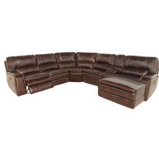Riney Power Reclining Sectional by Loon Peak