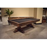 Thomas 8' Slate Pool Table With Professional Installation Included by Plank & Hide