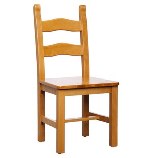 Berto Solid Wood Dining Chair (Set of 2)