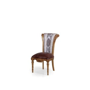 Ana Upholstered Dining Chair (Set of 2) Astoria Grand