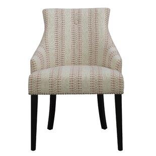 Precita Button Back Side Chair by Loon Peak