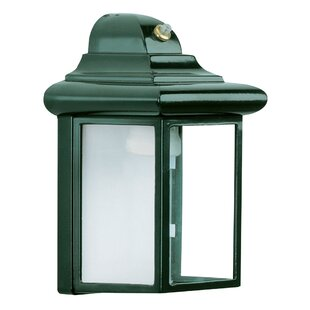 1 Light Outdoor Sconce By Marlow Home Co.