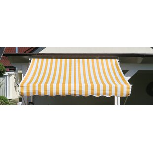 Hollandsworth 2m W X 1.5m D Retractable Patio Awning By Sol 72 Outdoor