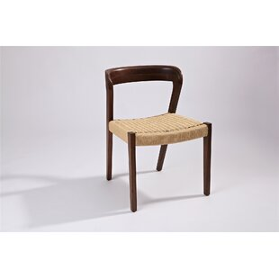 Brashears Upholstered Dining Chair by Corrigan Studio Cheap
