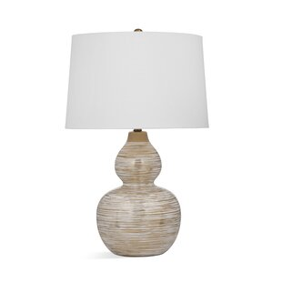 Highland Dunes Noél 29'' Table Lamp