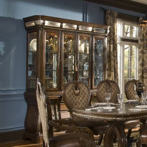 Sovereign Lighted China Cabinet by Mic..