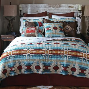 Hess 5 Piece Quilt Set by Loon Peak Looking for