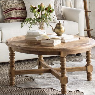 Haylie Wooden Coffee Table