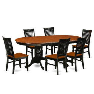 Pilcher 7 Piece Extendable Dining Set August Grove