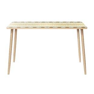 Lessie Dining Table by Brayden Studio Design