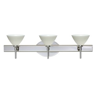 Besa Lighting Domi 3-Light Vanity Light